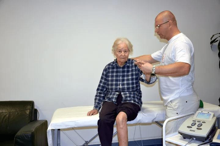 Dom seniora w Warszawie - badania i rehabilitacja osoby starszej