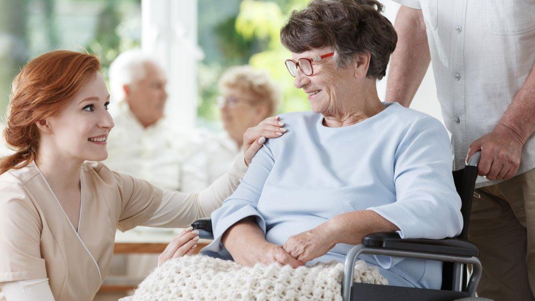 Opieka nad osobą po przebytym udarze