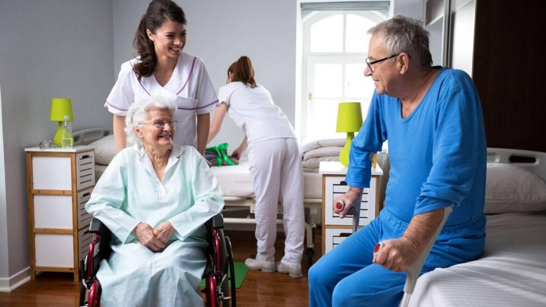 Odleżyny – jak leczyć odleżyny u osoby starszej?